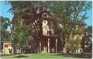 Walla Walla College, Administration Building, College Place Washington WA Chrome