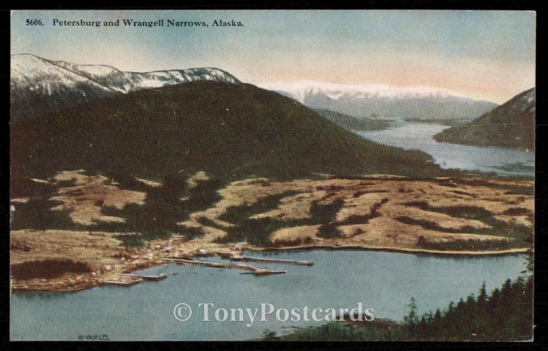 Petersburg and Wrangell Narrows