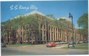 Home Office of S.S. Kresge Detroit Michigan MI
