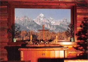 Chapel of the Transfiguration - Moose, Wyoming