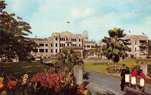 Government Buildings Suva Fiji 1971