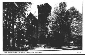 Indiana Danville Methodist Church
