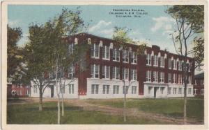 Oklahoma OK Postcard c1910 STILLWATER Engineering Building A&M COLLEGE