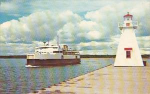 Canada M V Prince Nova Car Ferry Operating  Wood Islands Prince Edward Island...