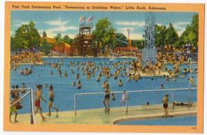 Fair Park Swimming Pool, Little Rock, AR