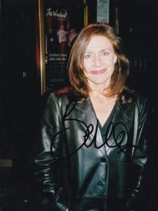 Belinda Lang 2.4 Children Large Hand Signed Photo