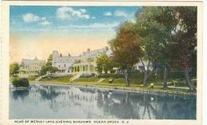 Head of Wesley Lake, Ocean Grove, New Jersey, 1910s