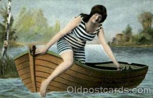 Bathing Beauty Post Card Post Card