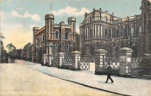 Reading, Abbey Gateway and Prison 1917