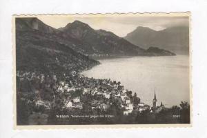 RP,Totalansicht Gegen Die Alpen,Weggis,Switzerland