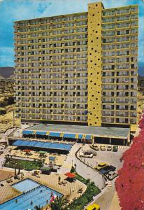 Spain Alicante Benidorm Hotel Jasmine Playa