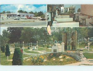Pre-1980 NECTAR LAND MINI GOLF ON LAKE CHARGOGG Webster - By Worcester MA G8652