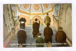 Interior, Escalier Sainte, Scala Santa, Holy Stairs, Scala Santa-Ste Anne De ...