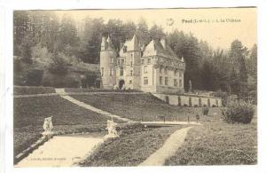 Le Chateau, Poce, Ille et Vilaine, France, 00-10s