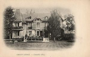 France - Green Lodge Chantilly Oise 01.32