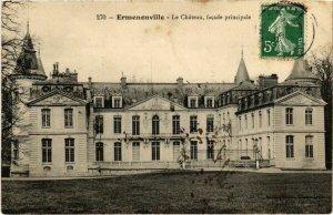 CPA Ermenonville- Le Chateau FRANCE (1020463)