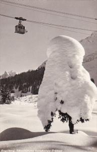 RP, Schwebebahn Gerschnialp-Trubsee, ENGELBERG (Obwalden), Switzerland, 1920-...