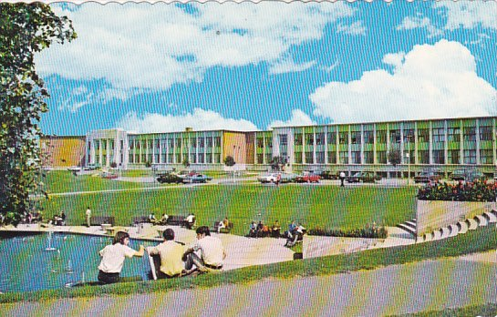 Canada Sherbrooke University Sherbrooke Quebec