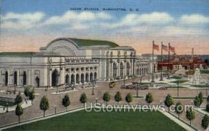 Union Station, District Of Columbia