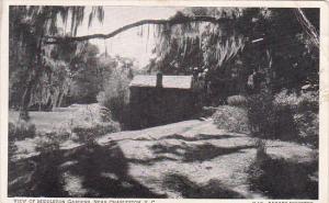 View Of Middleton Gardens, Near Charleston, South Carolina, 1910-1920s