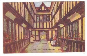 Grey Friar's Interior, Coventry, Warwickshire, England, United Kingdom, 10-20s