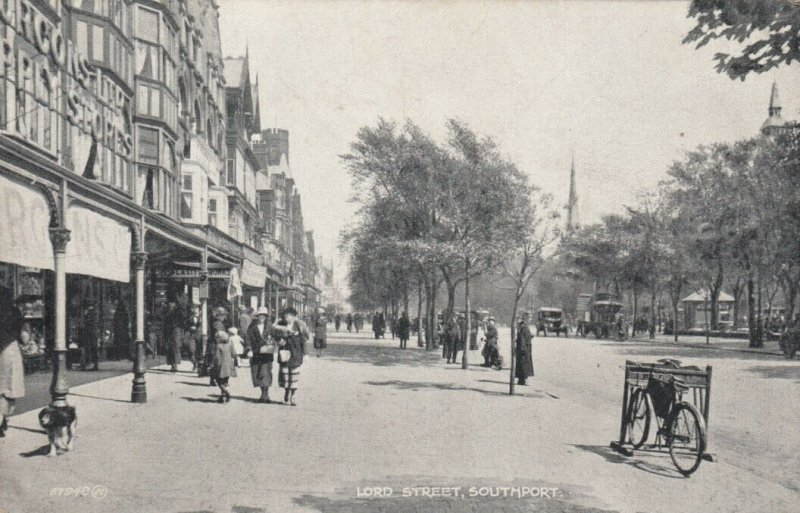 SOUTHPORT , Lord Street , UK , 1900-10s