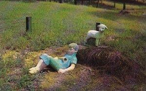Little Boy Blue Come Blow Your Horn Enchanted Trail Santa Claus Land Santa Cl...