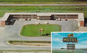 BRANDON , Manitoba , Canada , 50-60s ; 1 & 10 Motel