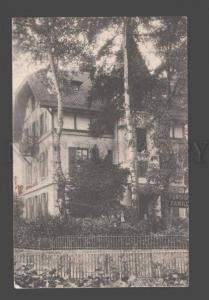 084252 SWITZERLAND Villa Alienor Bethusy lausanne Vintage PC