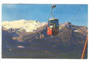Whitehorn Sedan lift at Lake Louise, Canadian Rockies, Canada, 40-60s