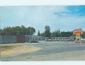 Pre-1980 MOTEL Dade City - Near Zephyrhills & Lakeland & Tampa Florida FL F7508