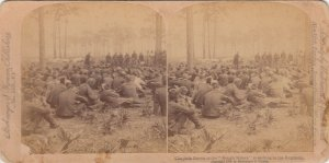SV: CUBA , 1898 ; Chaplain Brown of the ROUGH RIDERS