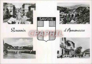 Modern Postcard Souvenir d'Annemasse Savoie
