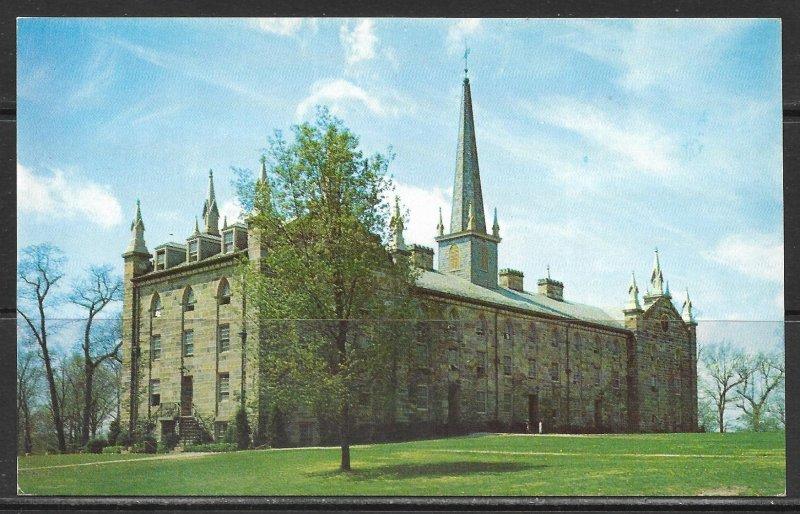 Ohio, Gambier - Old Kenyon on Kenyon College Campus - [OH-068]