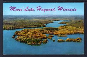 Moose Lake,Hayward,WI BIN
