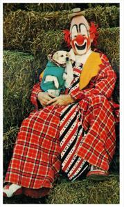 Clown Lou Jacobs Master of Mirth,  Ringling Bros. Barnum Bailey Circus ,  4352