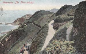 The Torrs Walks, ILFRACOMBE (Devon), England, UK, PU-1908