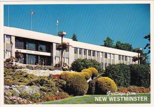 Canada New Westminster Richmond British Columbia