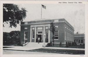 Post Office, Central City, Nebraska, 00-10s