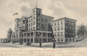TITUSVILLE , Pennsylvania , PU-1907 ;  The Fieldmore