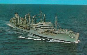 U S S Caliente (AO -53)