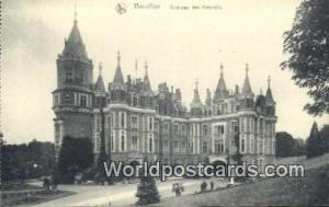Bouillon, Belgium, België, la Belgique, Belgien Chateau des Amerois  Chateau...