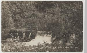 Kent; The Waterfall, Ashford Valley RP PPC By Colonial Series, Unposted