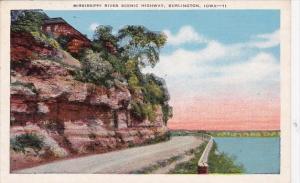 Iowa Burlington Mississippi River Scenic Highway
