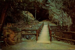 Virginia Natural Bridge Salt Petre Cave