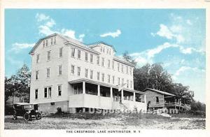 The Crestwood Lake Huntington NY Unused