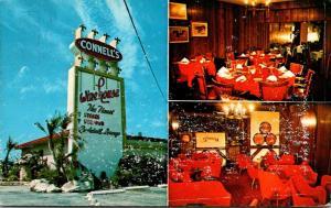 Florida North Redington Beach Connell's Winehouse Restaurant
