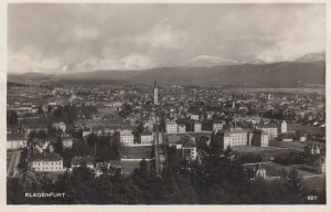RP: KLAGENFURT , Austria , 1910-30s #1