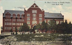 LITTLE ROCK , Arkansas, PU-1908 ; St Mary's Convent