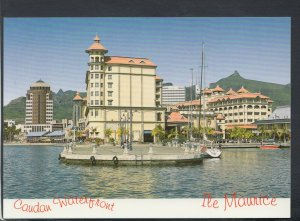 Mauritius Postcard - Harbour View of Caudan Waterfront    T9398